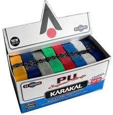 Karakal PU Super Grips Box Assorted