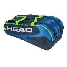 Head Elite 9 Racket Supercombi