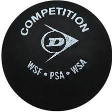 Dunlop Competition Ball
