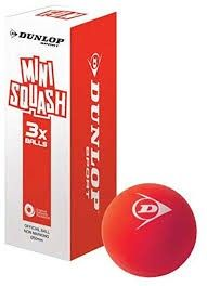 Dunlop Mini Squash Ball Fun